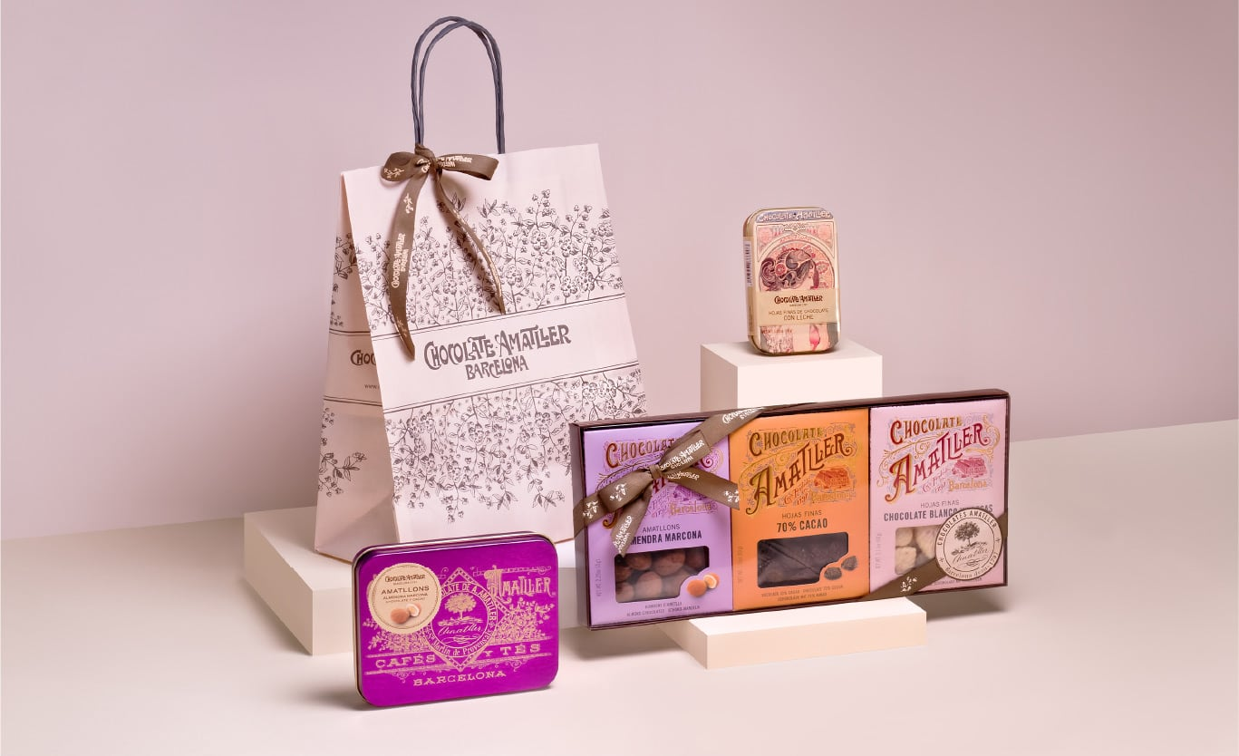 Chocolate Amatller Gifts