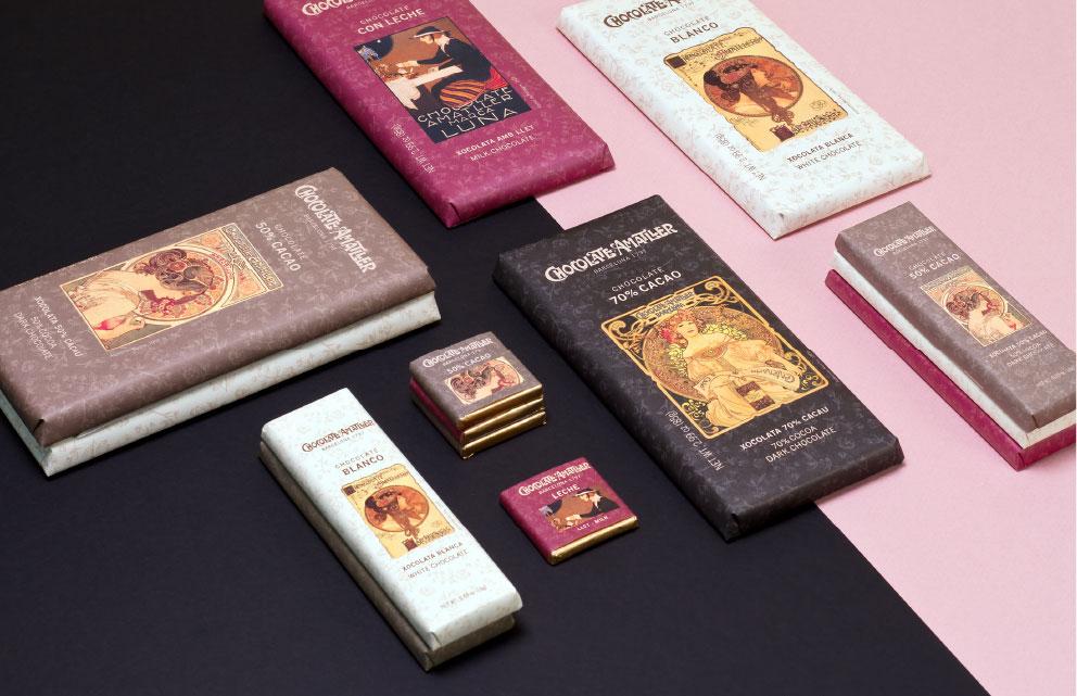 Chocolate Amatller Tabletas